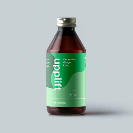 BrewUpp Kombucha