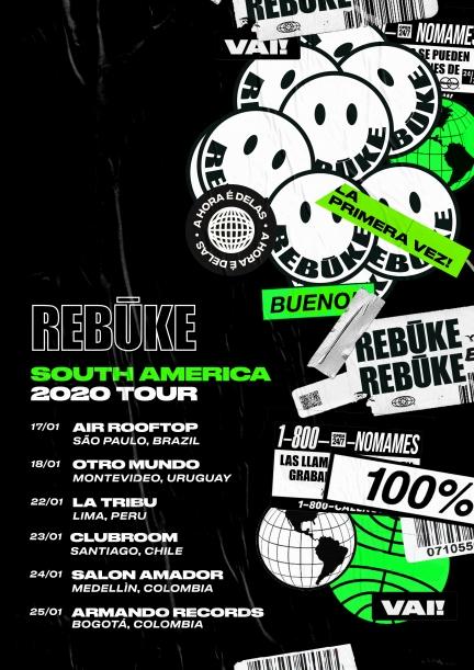 Rebuke Tour
